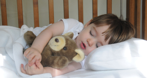 bigstock-Little-Boy-Sleeping-With-Teddy-37459881